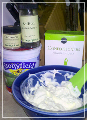 Shrikhand Ingredients