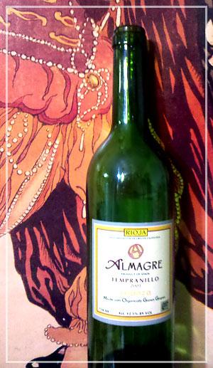 Almagre Crianza Rioja 2001