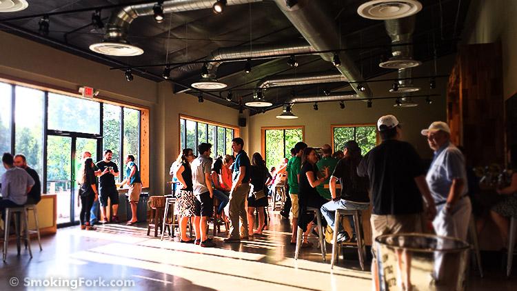 Swamp Head tasting room