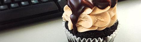 Gigi's Cupcake, Chocolate Salted Caramel