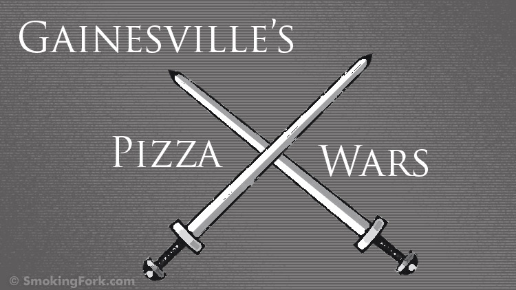 Gainesville's Pizza War 9-23-15